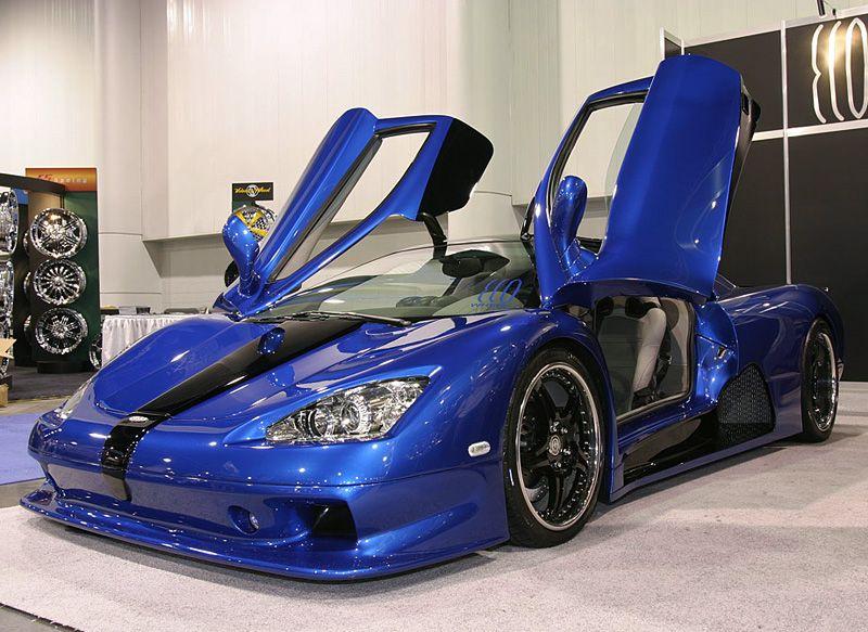 SSC Ultimate Aero TT 6.3 liter V8 RWD 2006 SSC Ultimate Aero TT ...