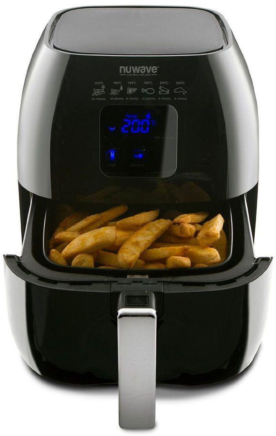 Nuwave Oven Pro Air Fryer Bruin Blog