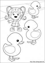 umizoomi coloring pages on coloring bookinfo