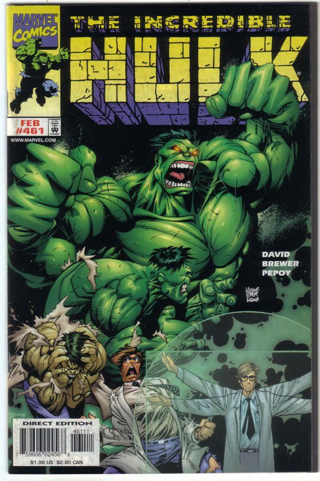 The Incredible Hulk Comics   ... hulk transformation cover by adam ...