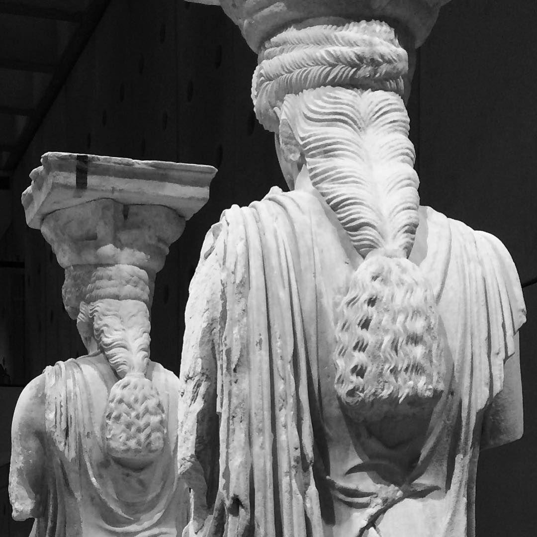 cariatides #cariatide #erechtheion #acropole #athenes #athens