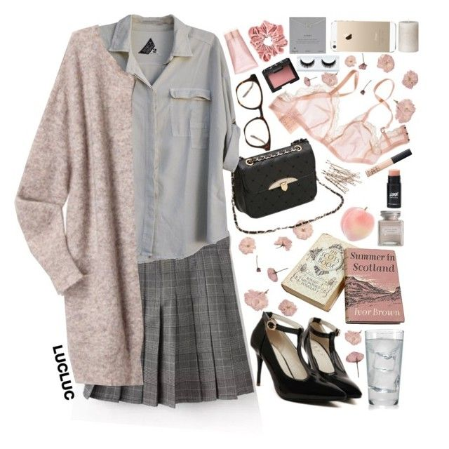 """""""Literature Class"""" by ritaflagy ❤ liked on Polyvore"""
