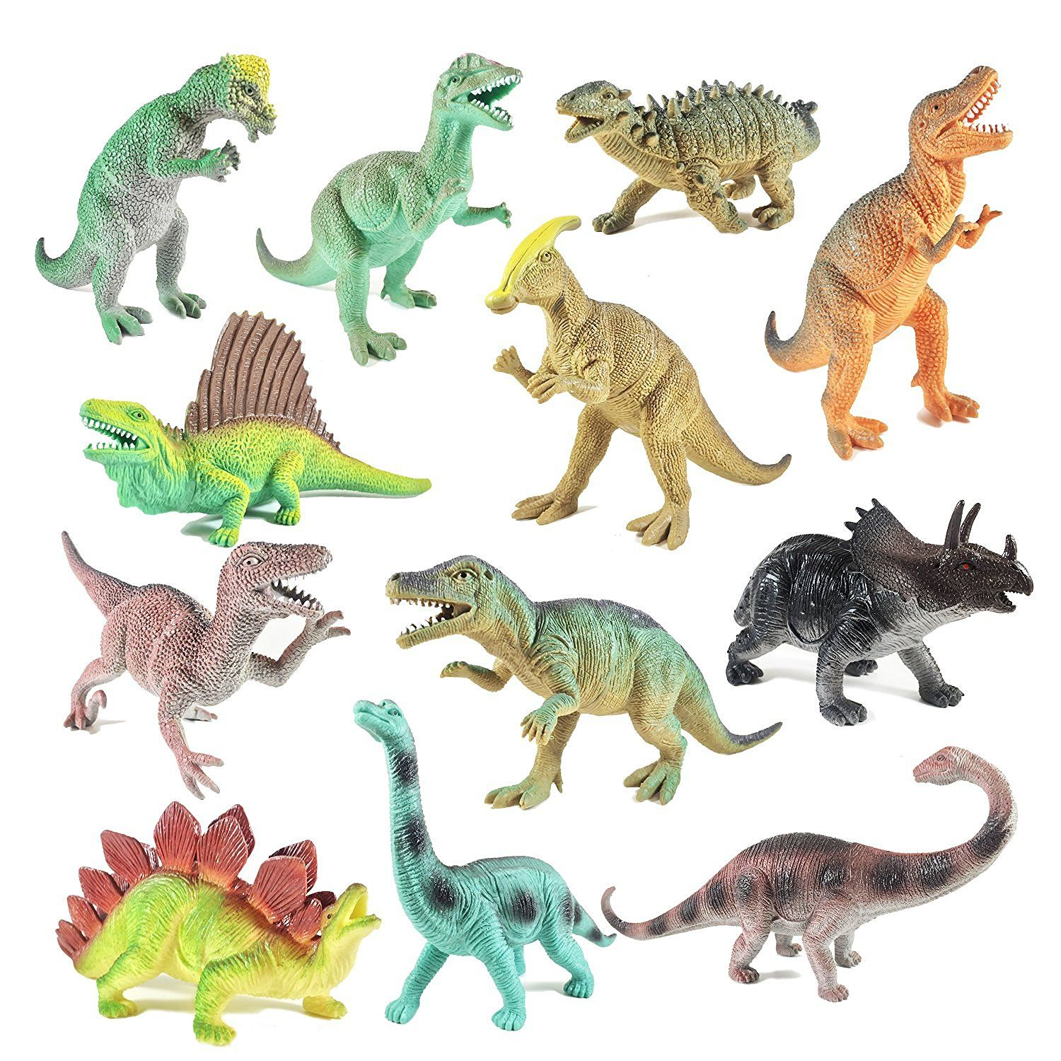 Amazon Boley Educational Dinosaur Toys 12 pack kids 9
