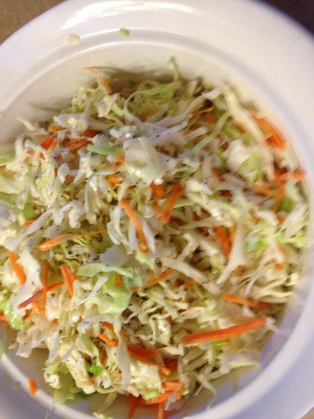 Sweet And Tangy Cole Slaw Veggies Pinterest Coleslaw Salad