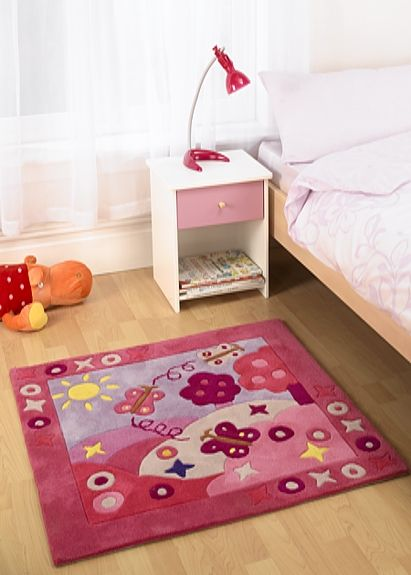 Erfly Rug With Images Kids Rugs