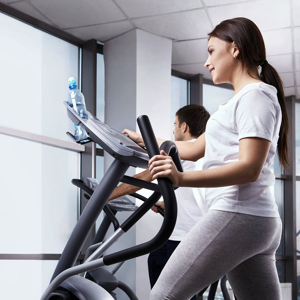 Lunchtime Special: A Heart-Pumping 20-Minute Elliptical