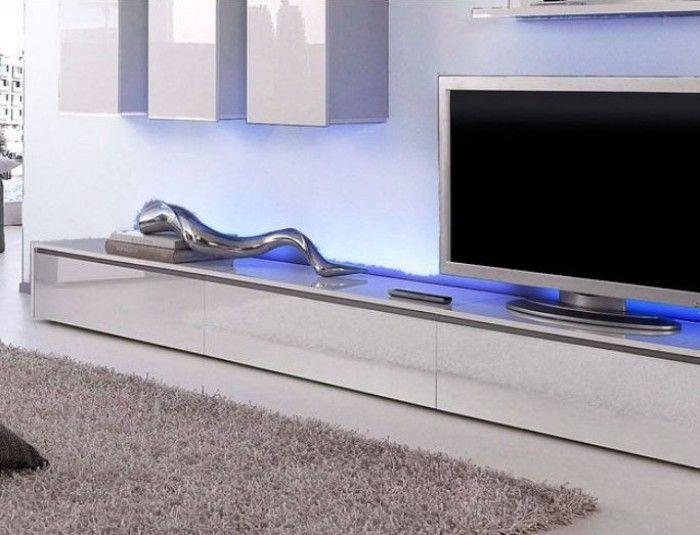 tv meubel lang wit open google zoeken interieur garden ideas