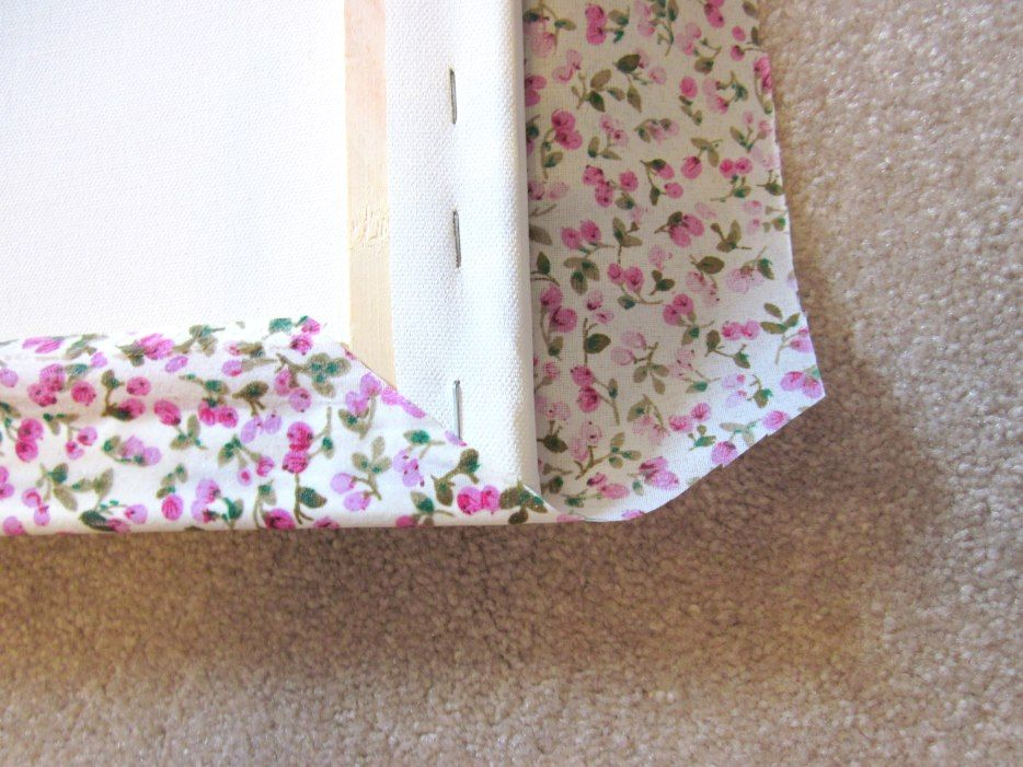 Posts About How To Stretch Fabric Over A Canvas Written By Melody