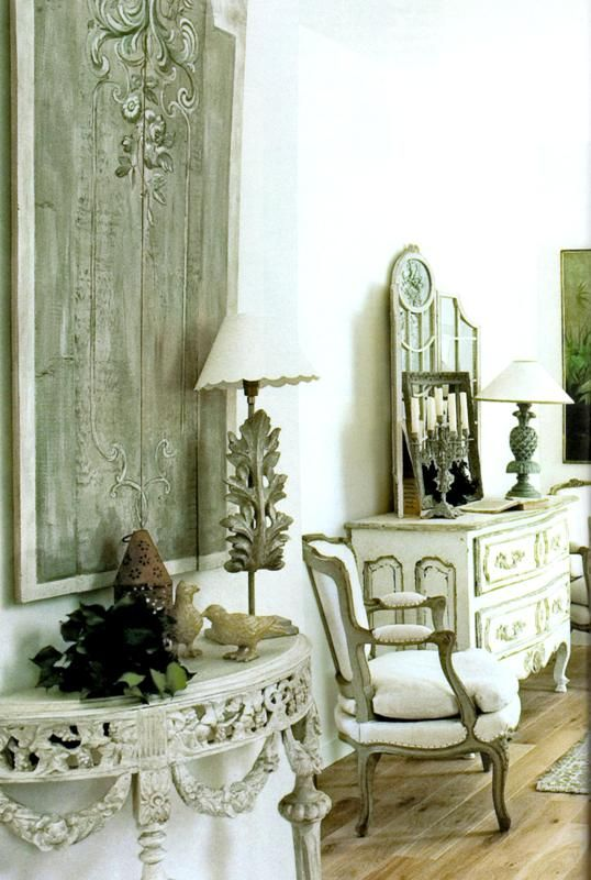 French country Ivory, White, Cream, Tan, Ecru, and Beige