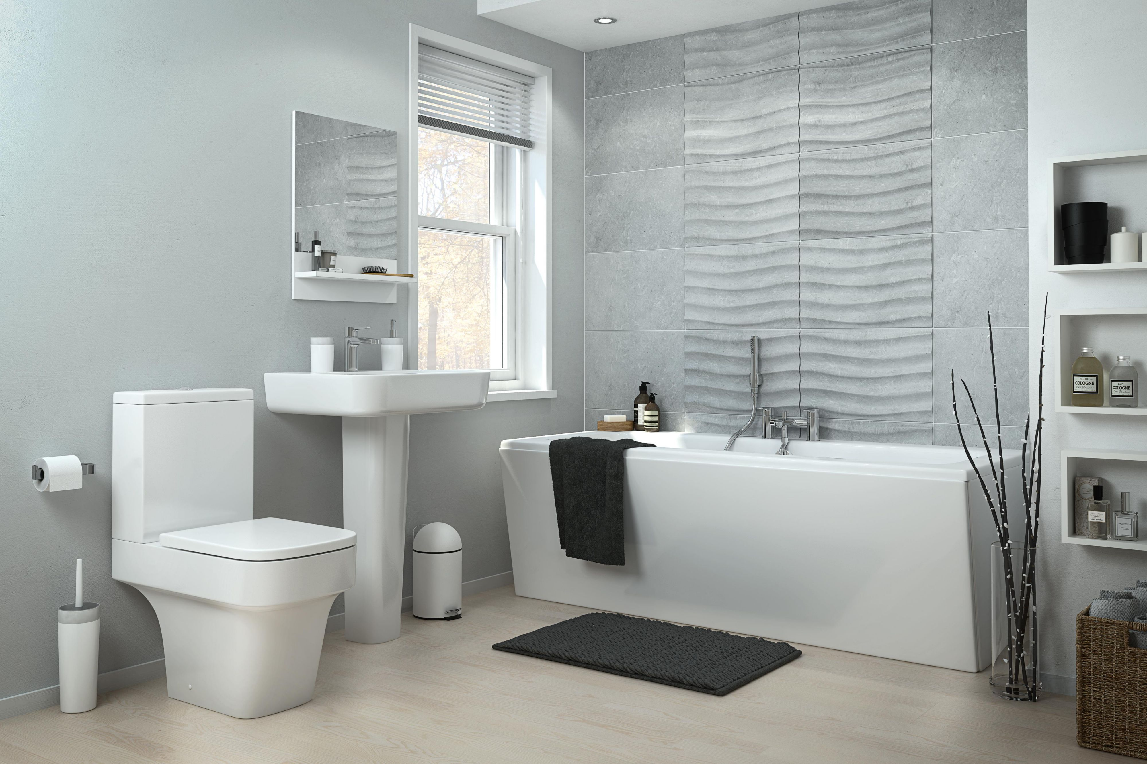 31 Bathroom Suites Ideas - Discover Your Perfect Style | Bathroom ...