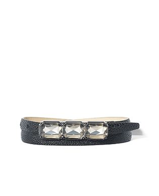 JEWELED HIGH WAIST BELT