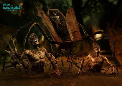 صور رعب جديدة 2019 أقوي خلفيات جماجم عفاريت مخيفة ومرعبة Horror Photos 9 Shadow Art Lord Of Shadows Creepy Pictures