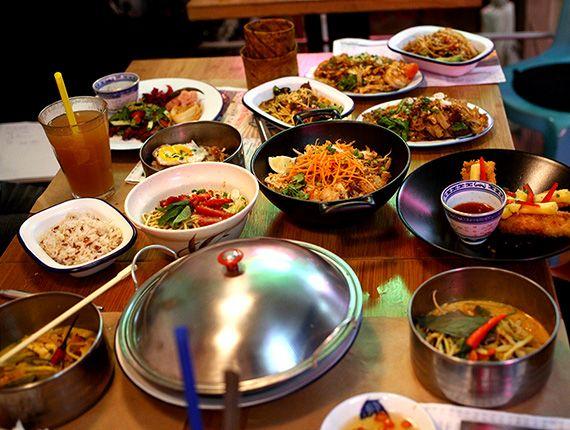 Le Restaurant De Street Food Thaïlandaise à Rennes Laddition Svp