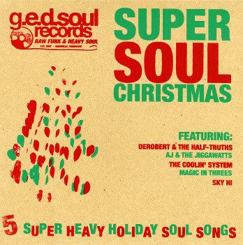 GED Soul Records Presents Super Soul Christmas (7-inch, Vinyl ...