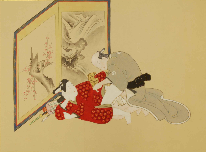 浮世絵 春画 春画