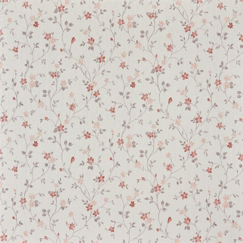 Vliestapete Vario Style 2020 Streublumen Altrosa Taupe Tapeten Tapeten Borduren Altrosa