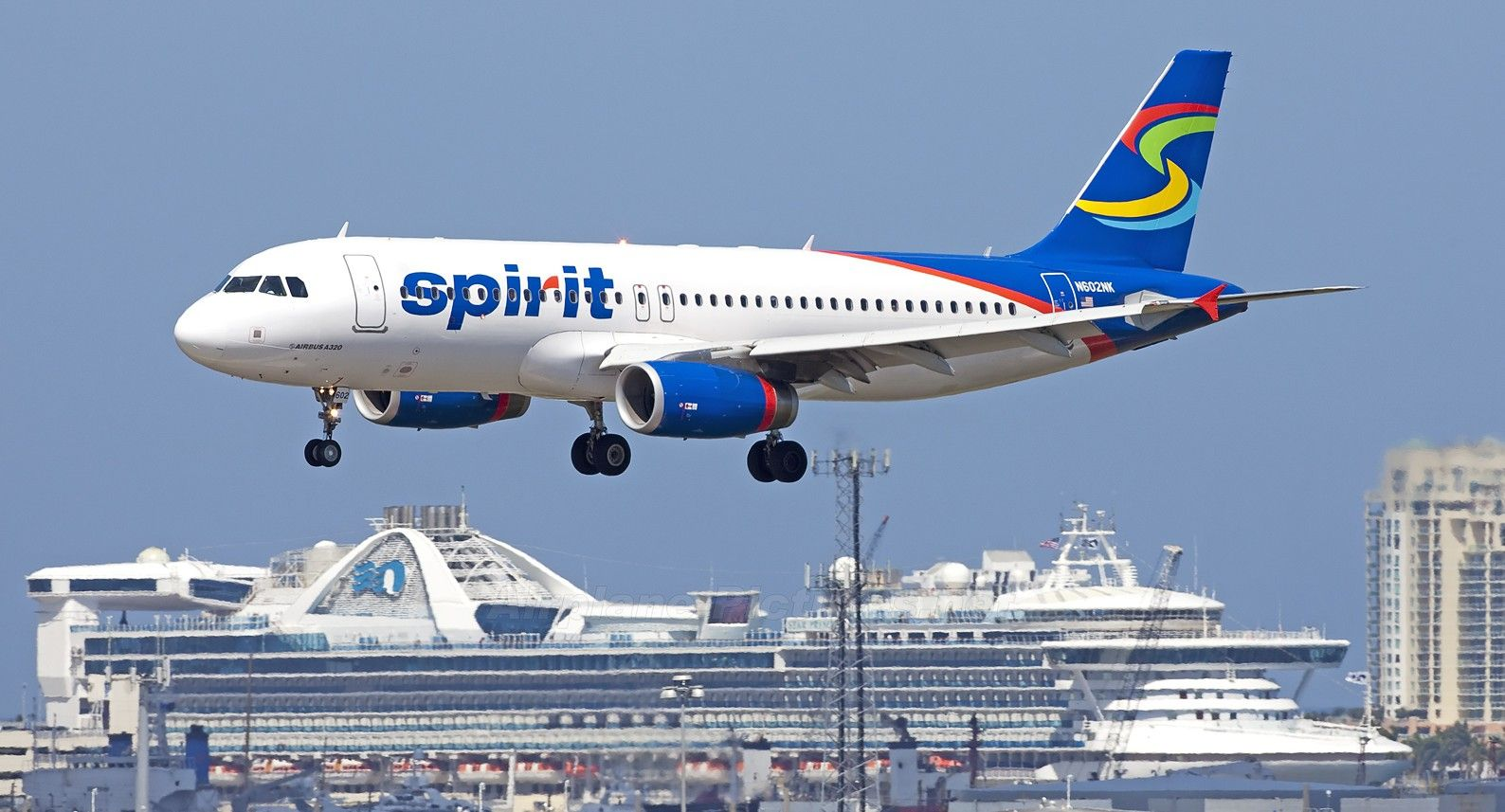Reserve your Air Flights tickets at Spirit Airlines