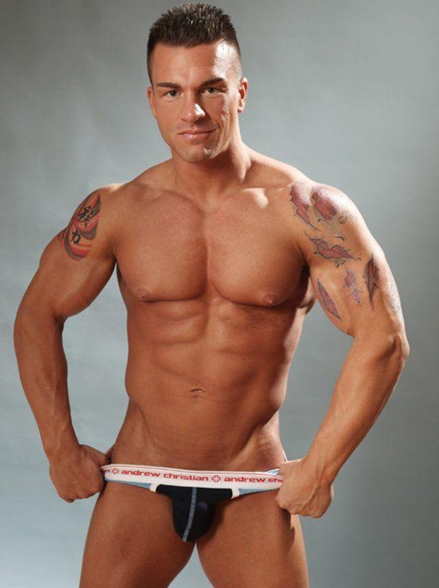 Charron bodybuilder braden