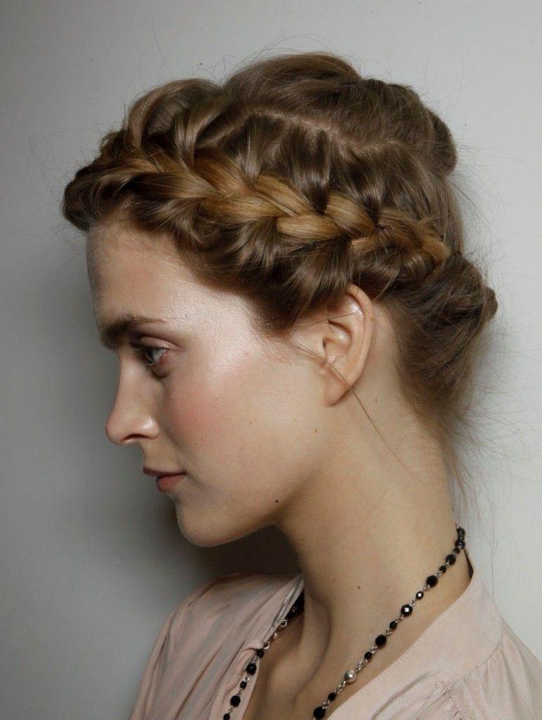 Bridesmaids hair hairdo pinterest bridesmaid hair bridesmaid
