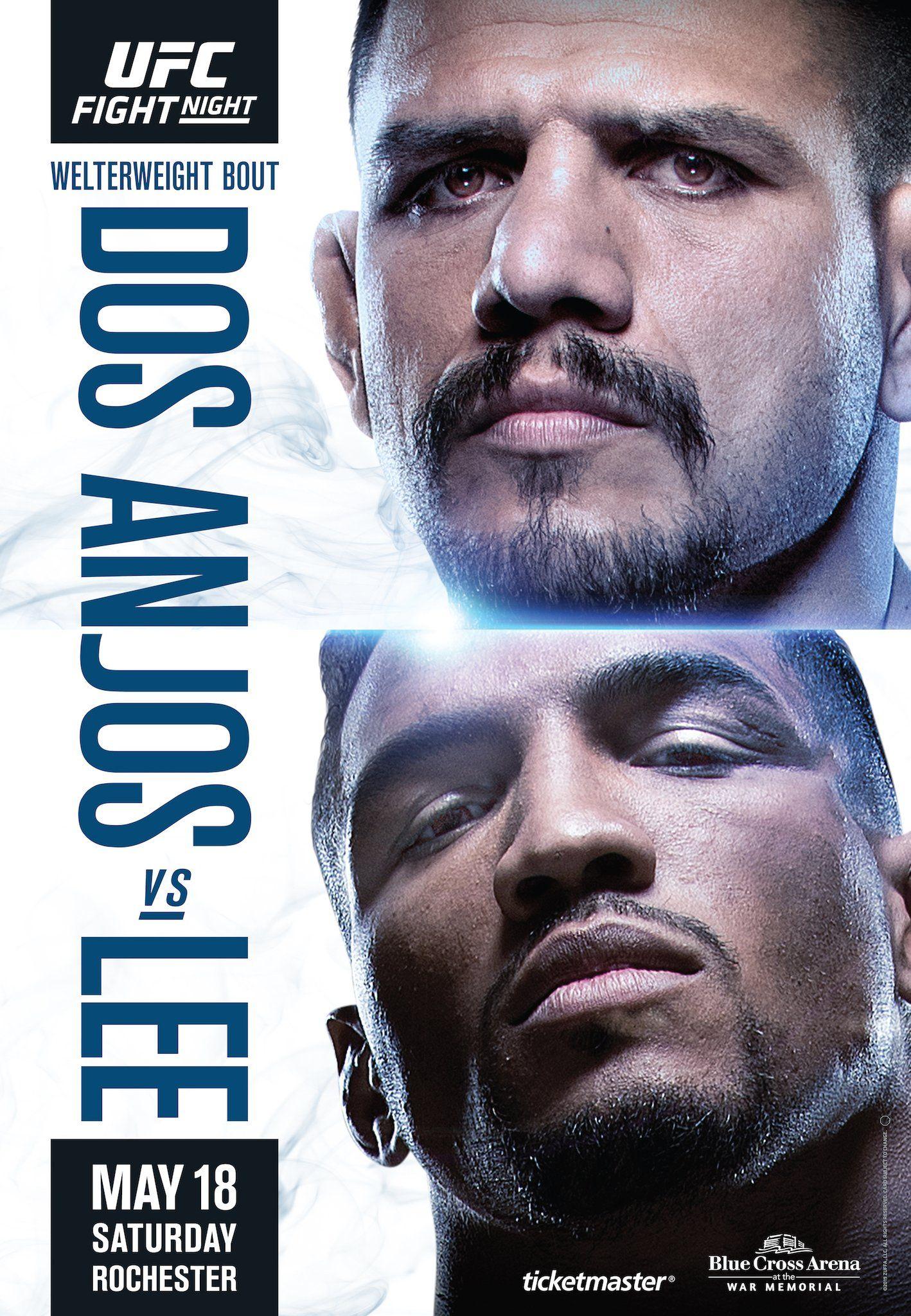 Épinglé sur UFC Posters