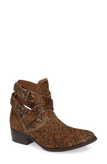 bdf6cb8736b4 New Matisse Raider Wraparound Strappy Bootie (Women) Women Fashion Boots.  [$159.95]