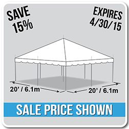 20u0027x20u0027 Presto Canopy is now on sale! Get the 15% discount  sc 1 st  Pinterest & 20u0027x20u0027 Presto Canopy is now on sale! Get the 15% discount for every ...