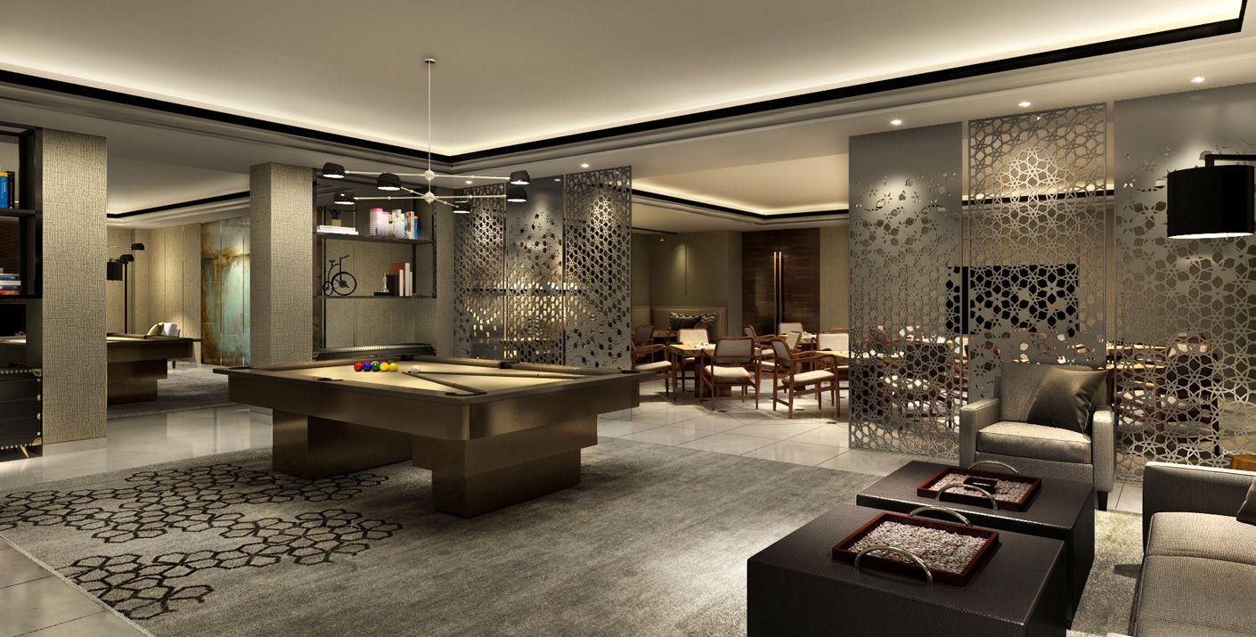 Pin On Club Lounge
