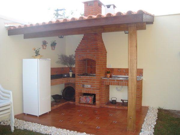 Modelos de churrasqueiras google search la casa for Modelos de patios de casa