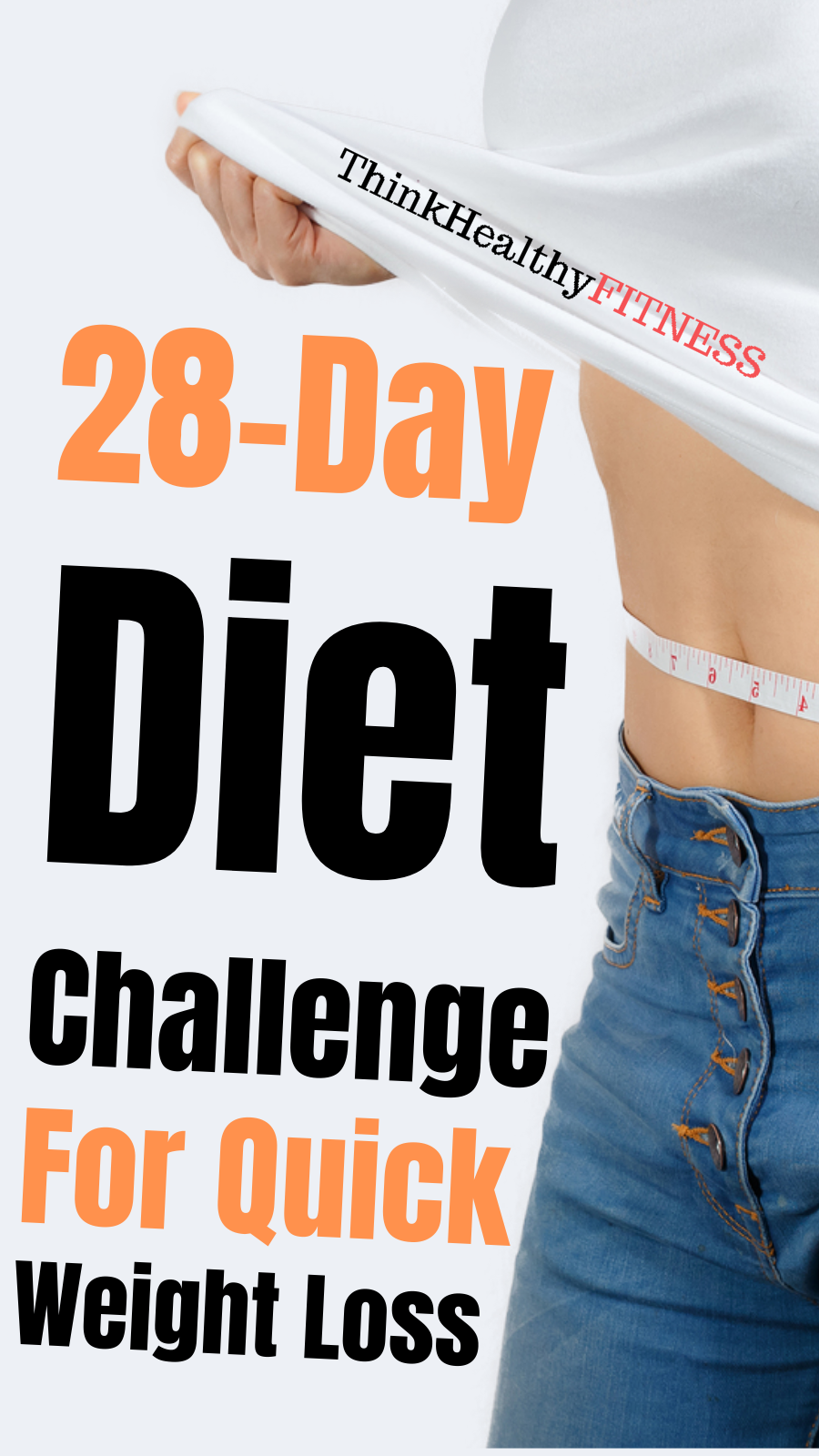 Do This 28-day diet challenge to help you lose wei