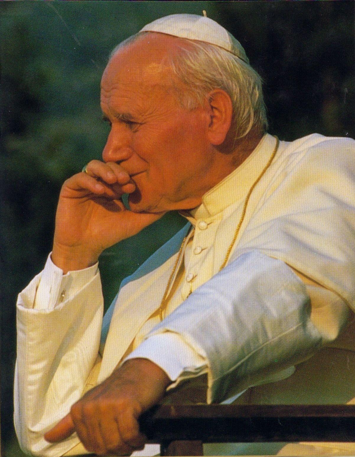 #264: St. John Paul II (1978 - 2005)