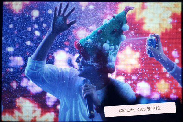 [19.12.15] SnowFlake date - MyungJun