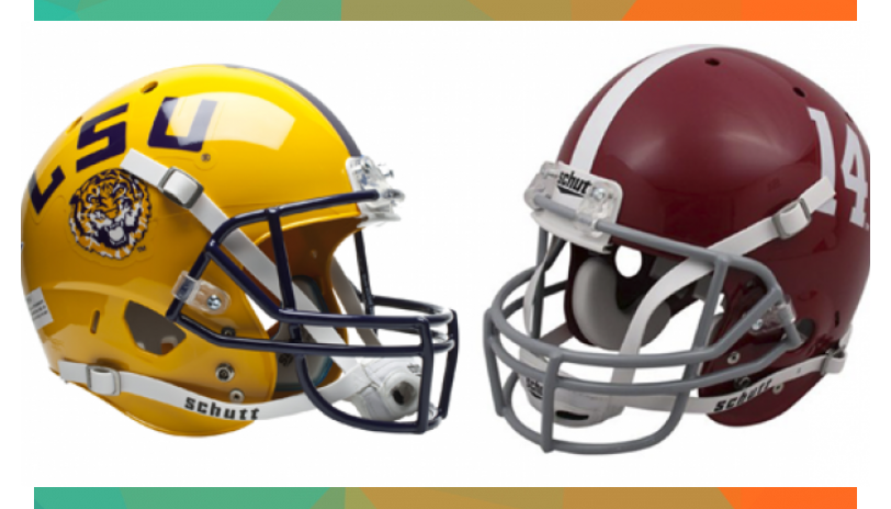 LSU vs. Alabama – The Battle of Giants.  College Football Week 11 Game Preview...<br />#Alabama #Battle #College #Football #game #Giants #lsu #Preview #week