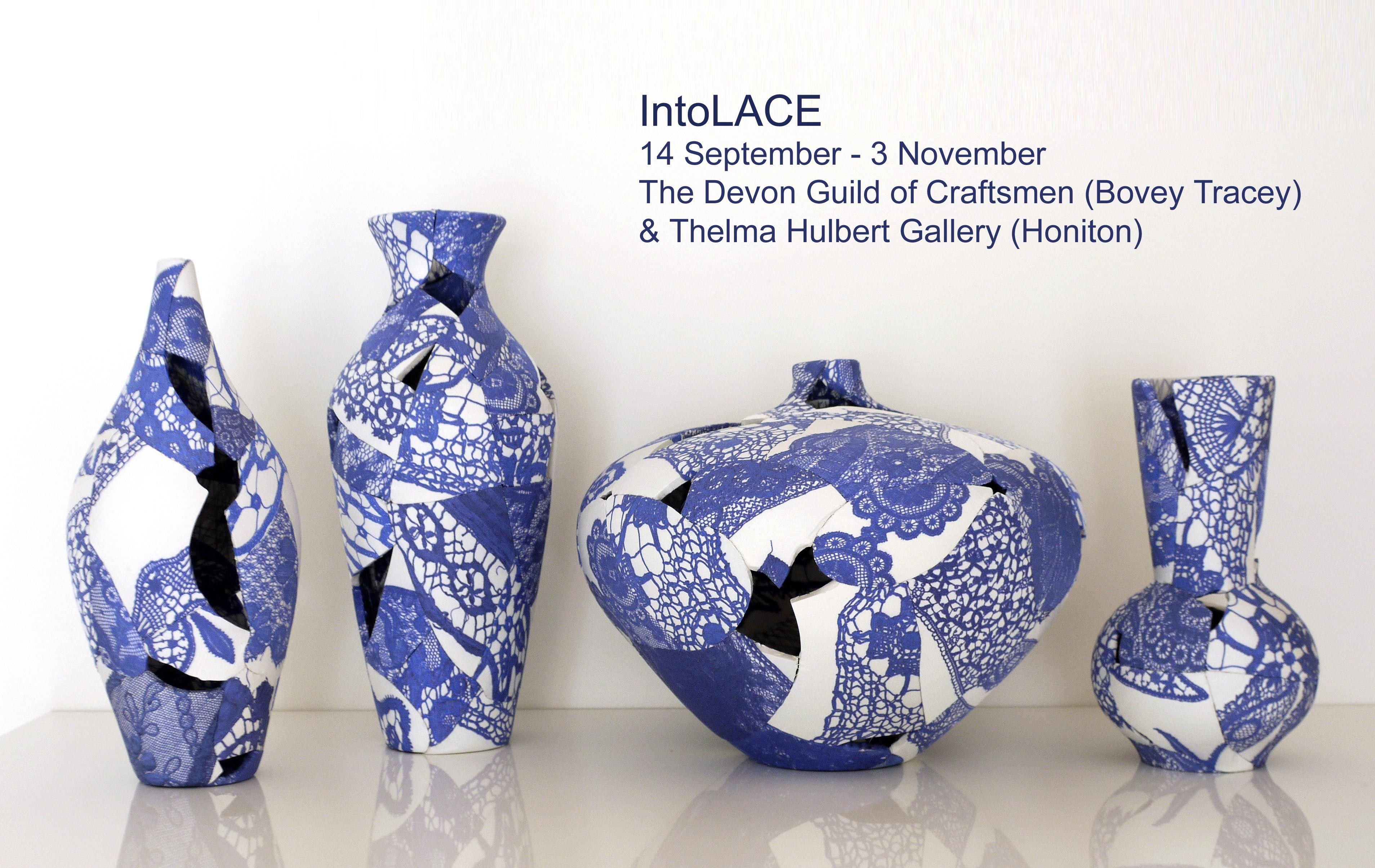 Ceramic Patchwork - Zoe Hillyard