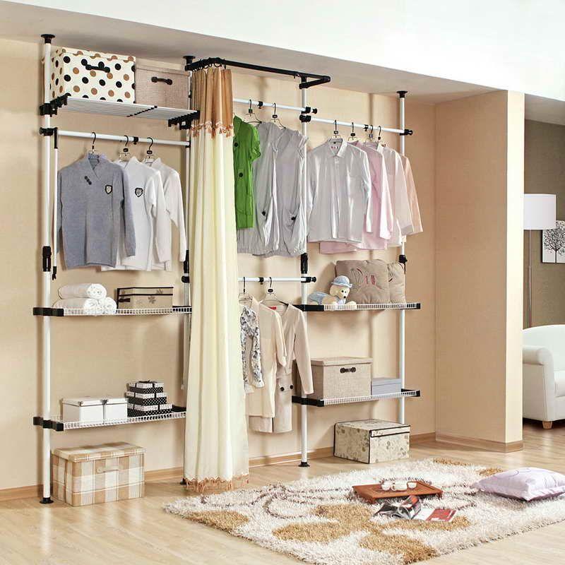 Smart Closet Organization Ideas for Good Looking View - http://www ...