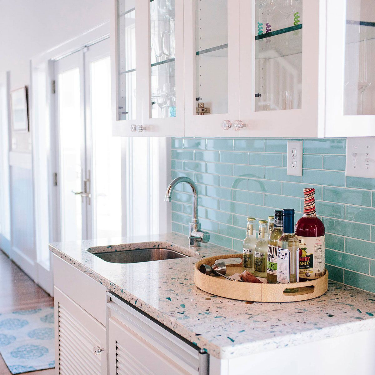 Pin On Recycled Glass Countertop Ideas