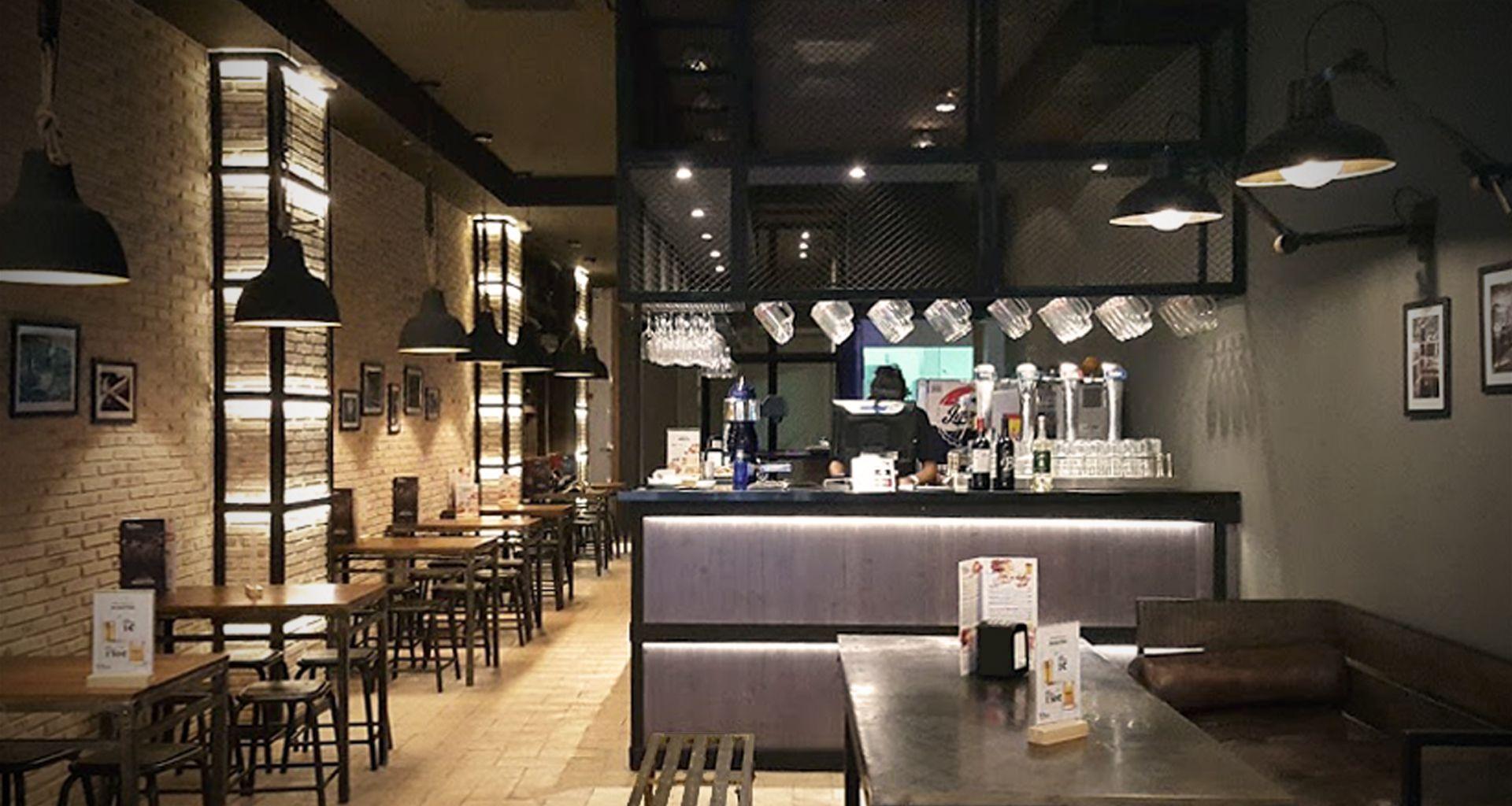 Exceptional Restaurante Tintapa En Valencia, España. Tintapa Restaurant Valencia,  Spain. Tariq Estudio Arquitectura
