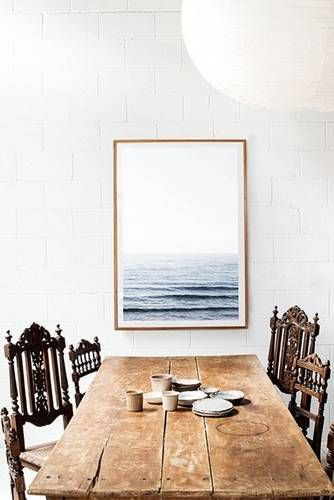 The Best Dining Rooms On Pinterest Right Now Domino Home Interior Design