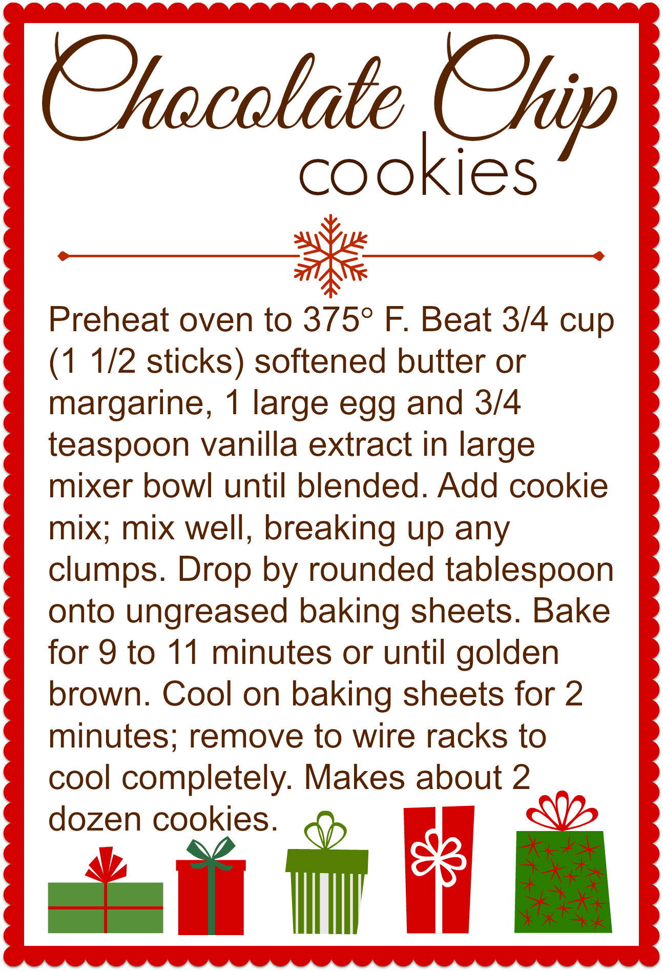 Easy Chocolate Chip Cookie Mix In A Jar Gift And Free Printable Recipe Mason Jar Cookies Mason Jar Meals Christmas Jars