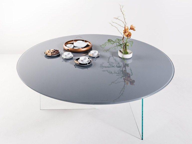 Lago Tavolo ~ Air round table air collection by lago design daniele lago