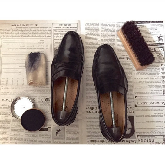Care for your Weejuns! | {Pennies For Your Thoughts} | Loafers men