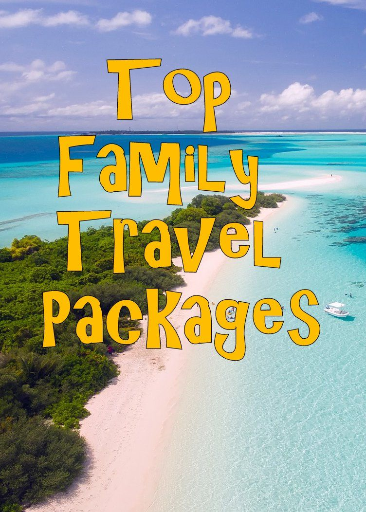 Cheap All Inclusive Family Vacation: Travel Deals With Kids: Family Friendly Budget Travel