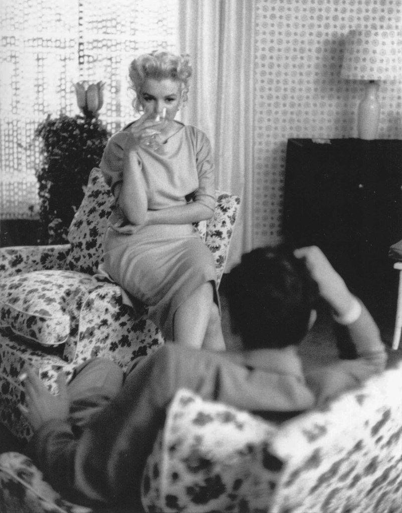 Marilyn Monroe ♥ Ed Feingersh (1955) | Marilyn Monroe | Pinterest ...