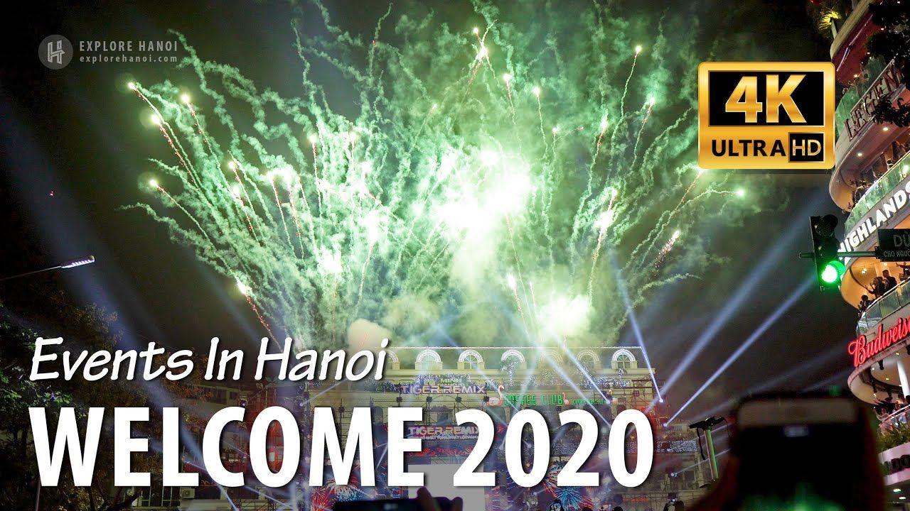 Hanoi Vietnam new year 2020