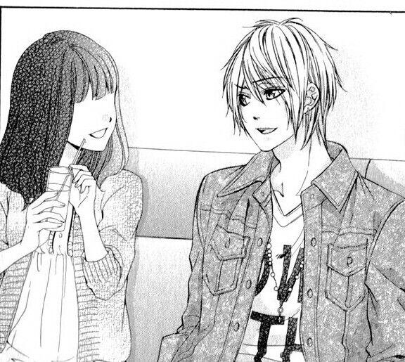 Kedamono kareshi #mangacap #manga
