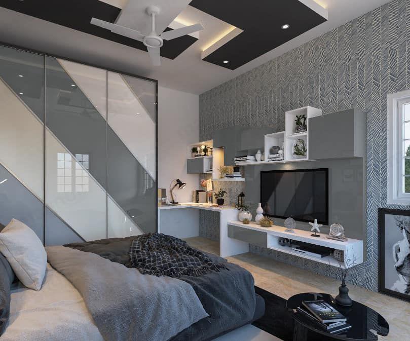Bedroom luxury interior designers in banaswadi home decors bangalore also rh pinterest