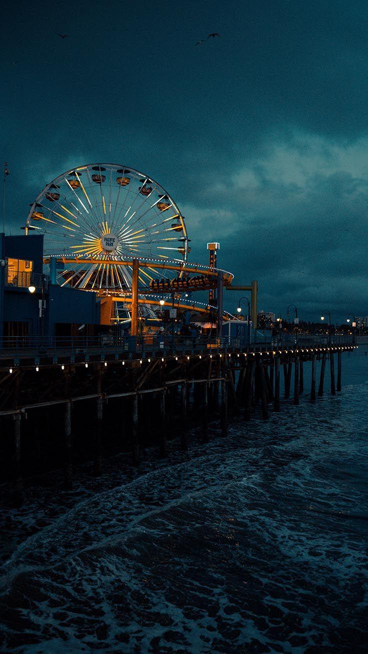 20 Beautiful Los Angeles iPhone X Wallpapers California
