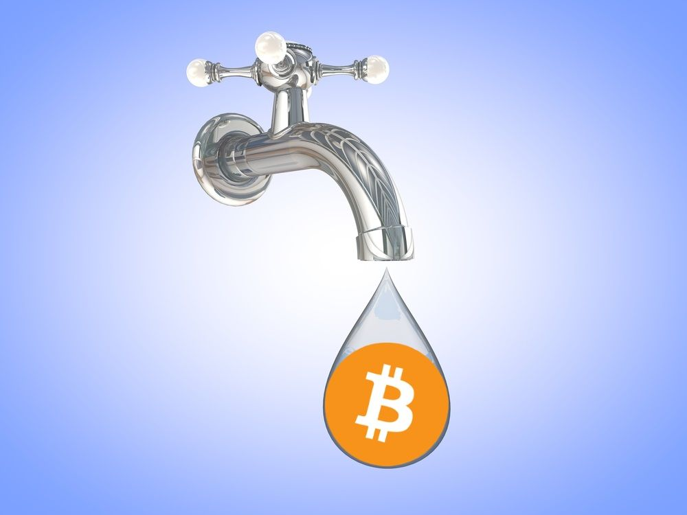 What In The World Is A Bitcoin Faucet? And See What You\'re Missing ...