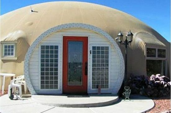Image detail for -Own a Tornado/Hurricane-Proof Dome Home ...