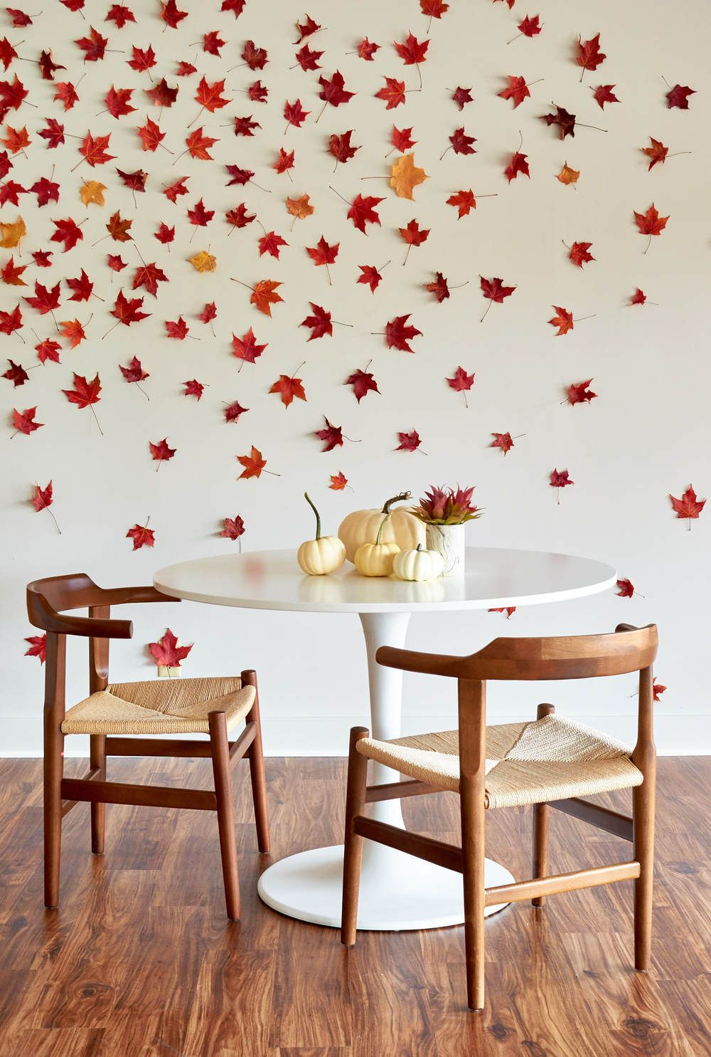 When Autumn Leaves Start To Wall Fall Wall Decor Diy Fall Wall Decor Fall Leaf Decor