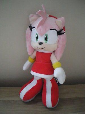 Sega Genuine Official Sanei Sonic The Hedgehog Plush Toy Figure 8 Sonic The Hedgehog Sonic Plush Toys Sonic